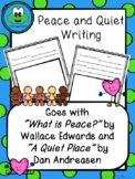 Peace and Quiet Writing