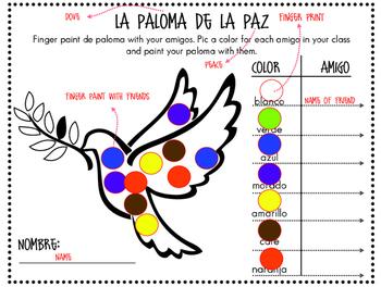 "International peace day ""Dia internacional de la paz"" by ..."