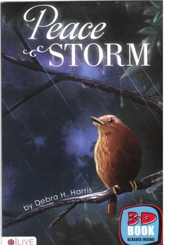 Peace in the Storm 3-D Book