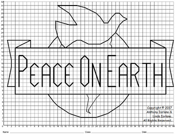 Peace on Earth Mystery Picture