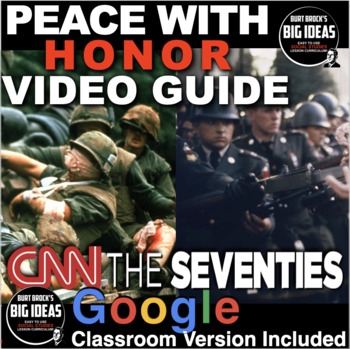 Peace with Honor - Vietnam: from CNN's The Seventies Video Guide & Video Link