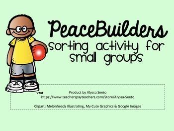 PeaceBuilders Sorting Center