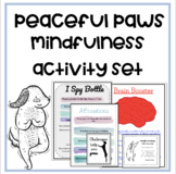 Mindful Activity Set for small groups, lessons, and staff