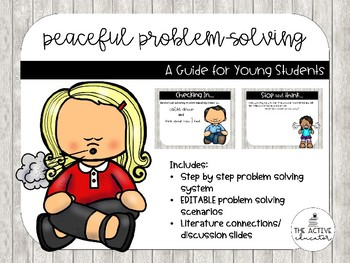Peaceful Problem Solving!