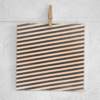 Peach Chalkboard Digital Paper