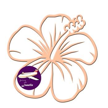 Peach Clip Art Decoration Scrapbooking Elements - 60 items