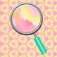 Peach Tones Watercolor Digital Papers / Backgrounds Clip Art Set Commercial Use