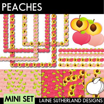 Peaches Mini Set