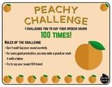 Peachy Challenge
