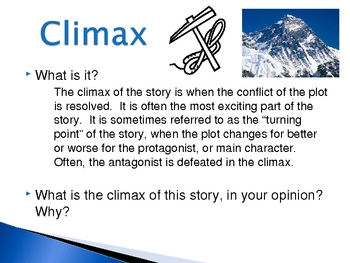 """""""Peak"""", by Roland Smith, Interactive Novel PowerPoint"""