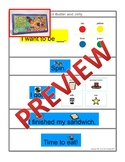 Peanut Butter And Jelly {Board Game Visual}
