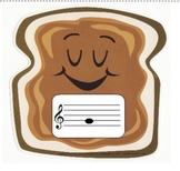 Peanut Butter Jelly Pitch: A Treble Clef Activity