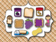 Peanut Butter & Jelly Sandwich Interactive Melodic Reading Game {So-Mi} Kodaly