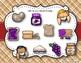 Peanut Butter & Jelly Sandwich Rhythm Reading Game - Ti-tika (Kodaly Review)