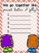 Peanut Butter Jelly Time: Partner Picking Fun Freebie!