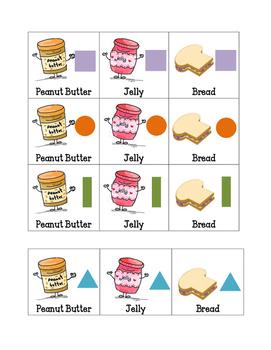 Peanut Butter Jelly partners