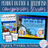 Peanut Butter & Jellyfish Lesson, Digital & Printable Version
