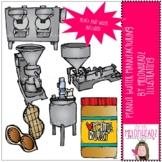 Peanut Butter Manufacturing clip art - Mini - by Melonheadz Clipart