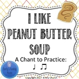 Peanut Butter Soup Printables