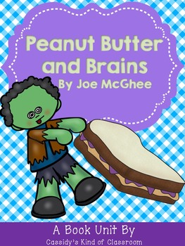 Peanut Butter and Brains Companion Pack