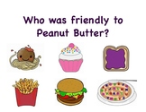 Peanut Butter and Cupcake Friendship Lesson