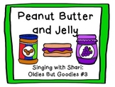 Peanut Butter and Jelly Song Book
