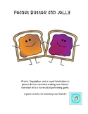 Peanut Butter and Jelly: A Musical Partnering Game to Expl