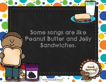 Peanut Butter and Jelly: An Activity for Teaching Musical Form