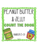 Peanut Butter and Jelly Count the Room