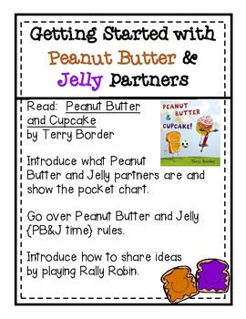 Peanut Butter and Jelly Partner Management Board