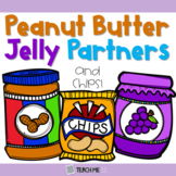 Peanut Butter and Jelly Partners