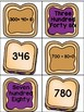Peanut Butter and Jelly Place Value