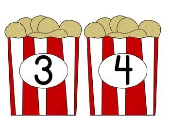 Peanut Counting Mats