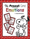 Emotions: Snoopy Charlie Brown The Peanuts Gang Theme Inspired