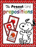 Prepositions: Snoopy Charlie Brown The Peanuts Gang Theme