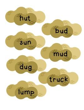 Peanut Hunt - Short u read and write the room