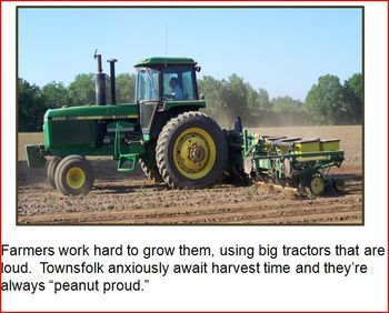 Peanut Proud Ya'll: Facts About Peanuts and a Tribute to Early Co. Farmers