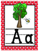 Peanuts, Alfabeto en español