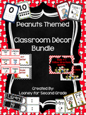 Peanuts Classroom Decor Bundle