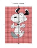 Peanuts Coordinate Graphing Bundle!!