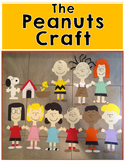 Peanuts Craft {Charlie Brown & the Gang}