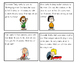Peanuts Elapsed Time Thanksgiving Task Cards