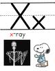 Peanuts Gang Alphabet Cards