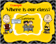Peanuts Gang- Charlie Brown- Where is our class