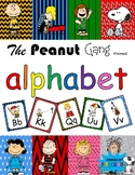 Classroom Alphabet Snoopy Charlie Brown The Peanuts Gang Inspired