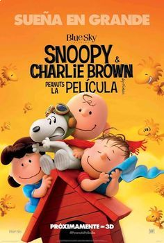 Peanuts Movie Guide in Spanish | Carlitos y Snoopy la película