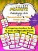 Peanuts Multiplication facts (0-12) Bundle Set  Concentration & War Card Games