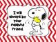 Peanuts Quotes