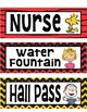 Peanuts Snoopy Hall Passes