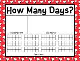 Peanuts Snoopy How Many Days of School